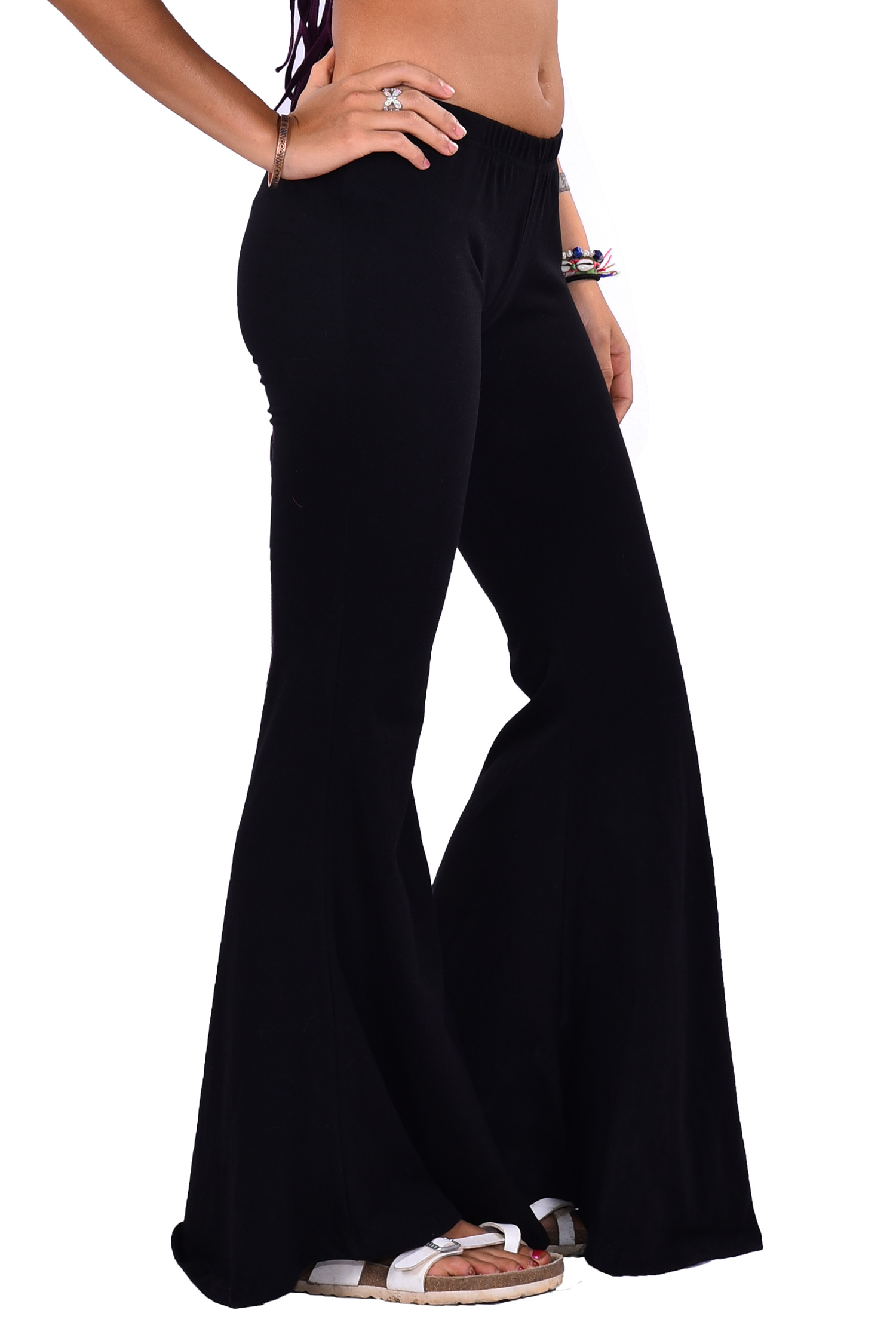 6b32e44992 Bell Bottoms Boho Trousers