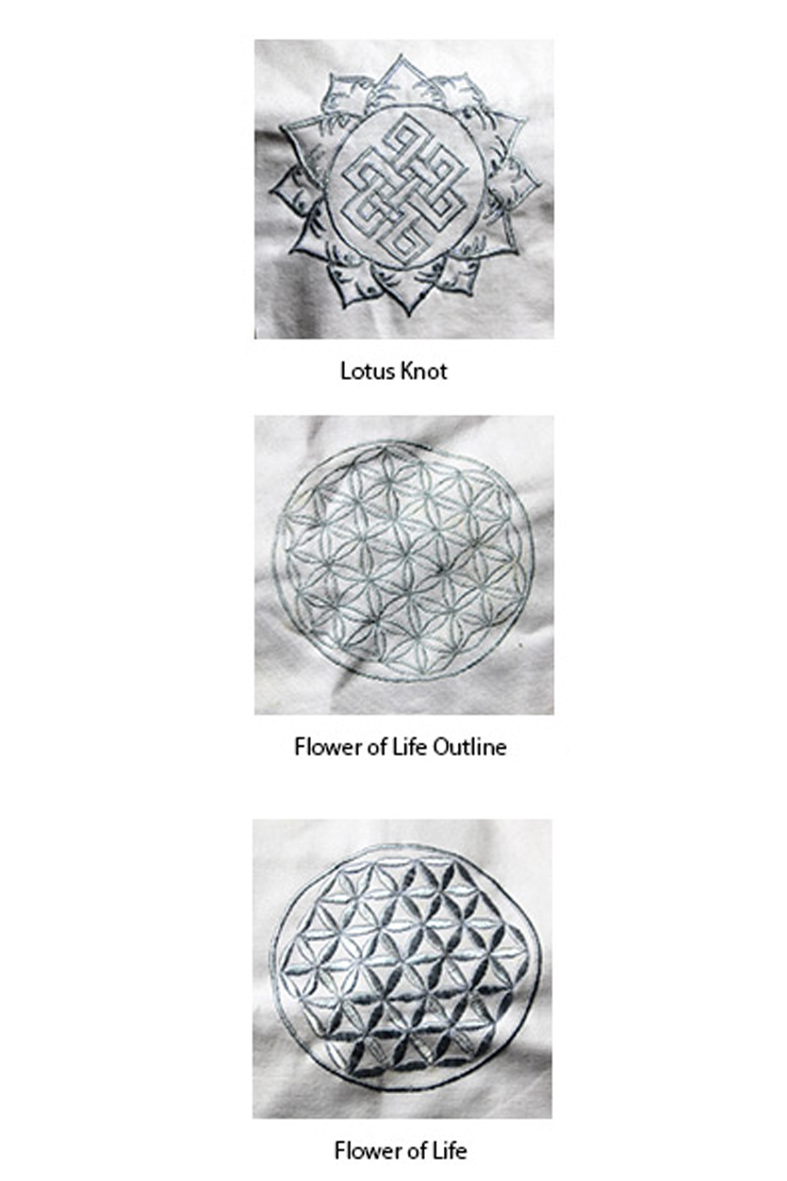 Flower Of Life Lotus Yoga Mat Bag Altshop Uk