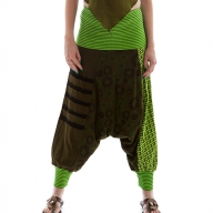 FUNKY COTTON HIPPY ALI BABA TROUSERS