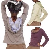 Organic Cotton Hoodie, Soft Comfortable Slouchy Pullover - My Guru Hoodie (TRT437) by Altshop UK