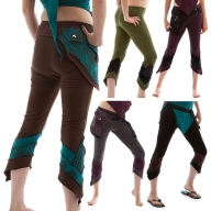 PIXIE LEGGINGS, psy trance yoga clothing
