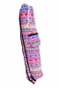Hippy Yoga Bag, Colourful Embroidered Yoga Mat Bag in Jaipur - Woven Yoga Bag (AGYOGA) by Altshop UK