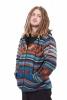 Mens Hippy Handloom Wool Yathra Jacket No 10 - Yathra Jacket (BHIMYAT) by Altshop UK