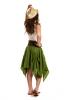 Festival Fairy Skirt, psy trance skirt - Green