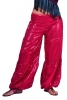 Sequin Doof Glitter Disco Rave Harem Trousers in Pink - Full Sequin Trousers (DBFULST) by Lovely Jubbly