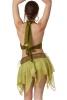 Upcycled Sequin Bikini and Skirt Set - Pixie Bikini Set (LTPIXB) by Altshop UK