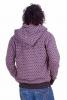 Flower Of Life Hoodie Jacket, men's sacred geometry top in Grey - FOL Hoodie (RFFLHJ) by Altshop UK