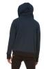 Flower Of Life Hoodie Jacket, men's sacred geometry top in Blue - FOL Hoodie (RFFLHJ) by Altshop UK
