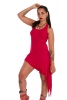 Backless Asymmetric Psy Dress in Pink - Chorti Dress (ROKGRUD) by Altshop UK