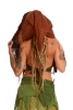 Furry Woodland Pixie Spirit Hood in Maharani - Pixie Party Hood (ROKPAHO) by Altshop UK