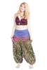 Sheer Beaded Seethrough Bellydance Harem Fairy Trousers in Jaipur - Poetry Ali Babas (SDALIS) by Altshop UK