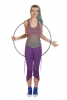 Psy Trance Pixie Hood Top, Festival Halterneck Vest in Purple - Kiri top (UF701) by Anki