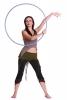 Psy Trance Pixie Woodland Hippy Fae Tribal Leggings in Black - Accorn Leggings (WTR5007) by Altshop UK